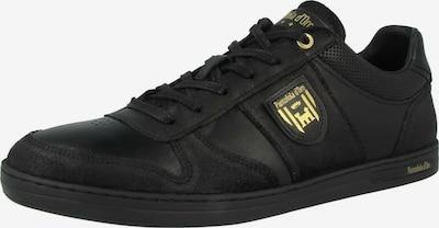 PANTOFOLA D'ORO Zemie brīvā laika apavi, krāsa - Zelts / melns, Preces skats