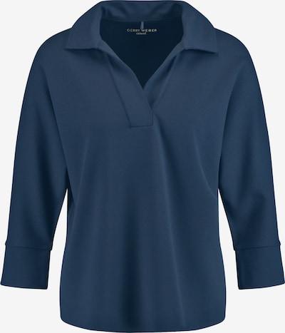 GERRY WEBER 3/4 Arm Shirt aus EcoVero in dunkelblau, Produktansicht