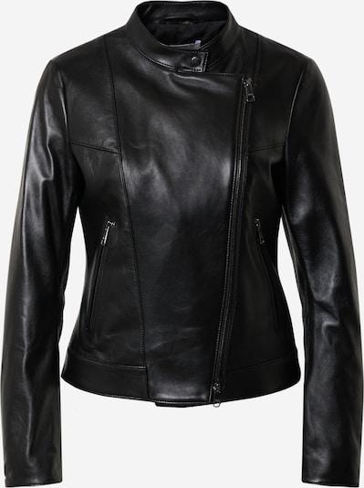 BOSS Casual Tussenjas in de kleur Zwart, Productweergave
