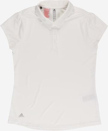adidas Golf Funktsionaalne särk, värv valge