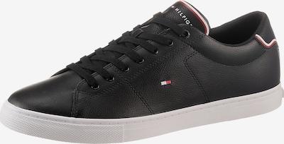 TOMMY HILFIGER Sneaker in navy / feuerrot / schwarz / weiß, Produktansicht