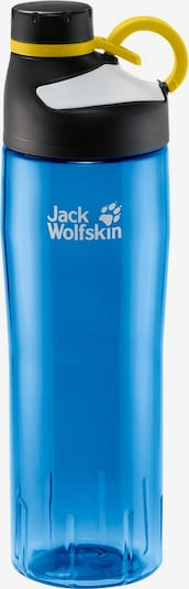 JACK WOLFSKIN Drinkfles in de kleur Aqua / Geel / Zwart, Productweergave