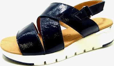 CAPRICE Sandalen/Sandaletten in blau, Produktansicht
