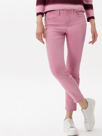 BRAX Jeans 'Shakira S' in Pink