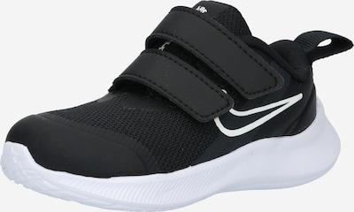 NIKE Sportschuh 'Runner 3' in schwarz / weiß, Produktansicht