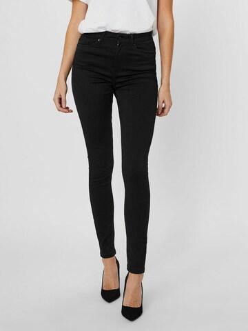 VERO MODA Jeans 'SOPHIA' in Schwarz