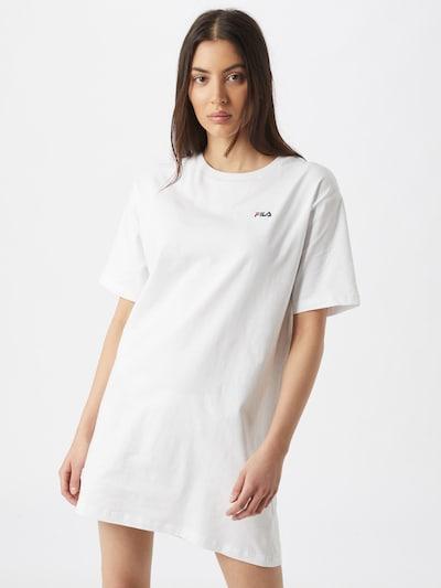 FILA Kleid 'ELLE' in navy / dunkelrot / weiß, Modelansicht