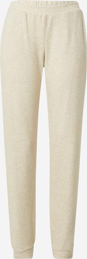 ETAM Pyjamahousut värissä meleerattu beige, Tuotenäkymä