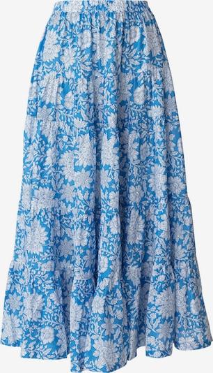 Indiska Sukňa 'CORNELIA' - nebesky modrá / biela, Produkt