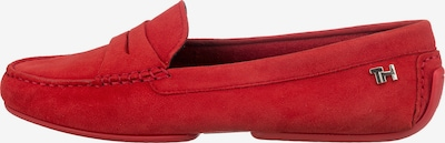 TOMMY HILFIGER Moccasins in Red, Item view