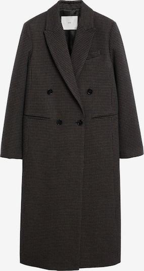 MANGO Between-Seasons Coat in Blue / Grey / Black, Item view