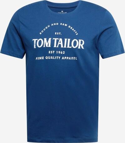 kék / fehér TOM TAILOR Póló, Termék nézet