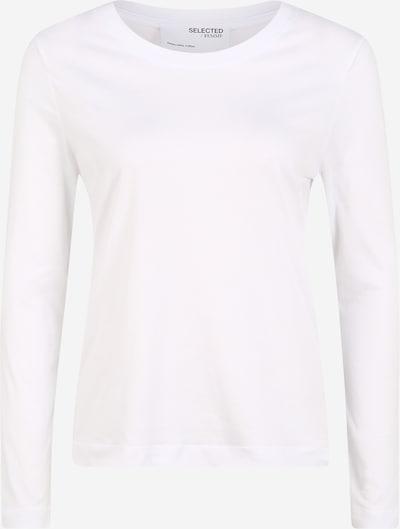 Maglietta Selected Femme (Petite) di colore bianco, Visualizzazione prodotti