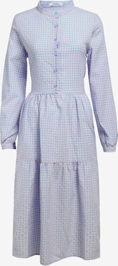Noella Blusenkleid 'Lipe' in hellblau / pink, Produktansicht