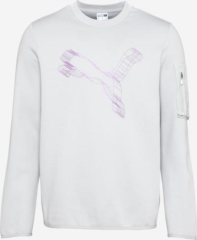PUMA Sweatshirts 'Avenir Crew DK' in lila / weiß, Produktansicht