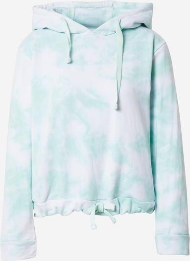 Eight2Nine Sweatshirt in türkis / weiß, Produktansicht