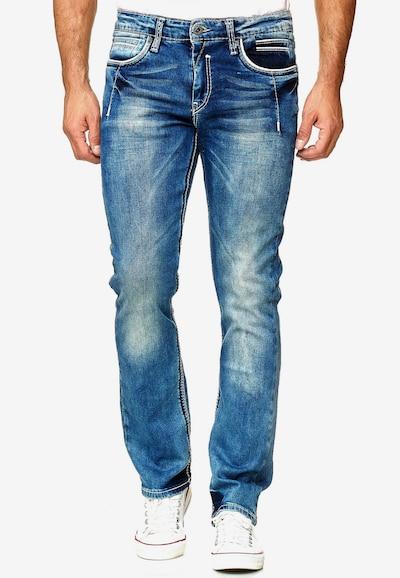 Rusty Neal Jeans 'NEW YORK 29' in blau, Modelansicht