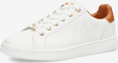 Sneaker bassa 'Eeke' MEXX di colore cappuccino / bianco, Visualizzazione prodotti