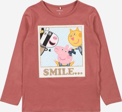 NAME IT Koszulka 'NMFPEPPAPIG' w kolorze różowy pudrowym, Podgląd produktu