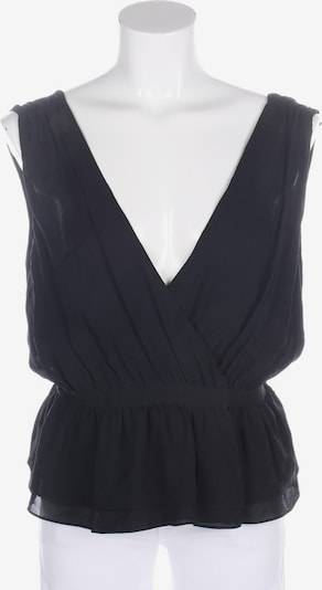 Proenza Schouler Top / Seidentop in XS in schwarz, Produktansicht