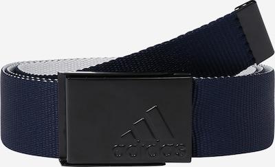 adidas Golf Cinturón deportivo 'Revers Web' en navy / gris claro / negro, Vista del producto