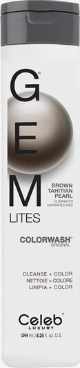 Celeb Luxury Haarshampoo 'Tahitian Pearl Colorwash' in transparent, Produktansicht