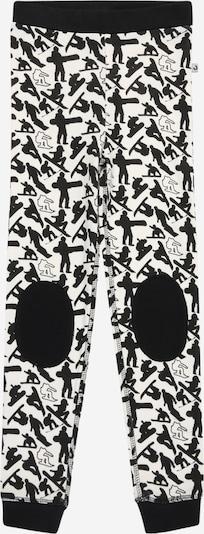 JACKY Bielizna w kolorze czarny / białym, Podgląd produktu