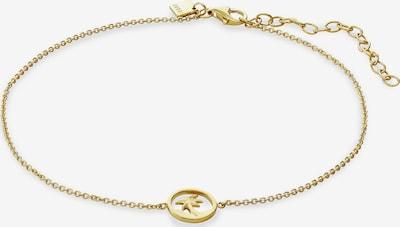 QOOQI Fußkette in gold, Produktansicht
