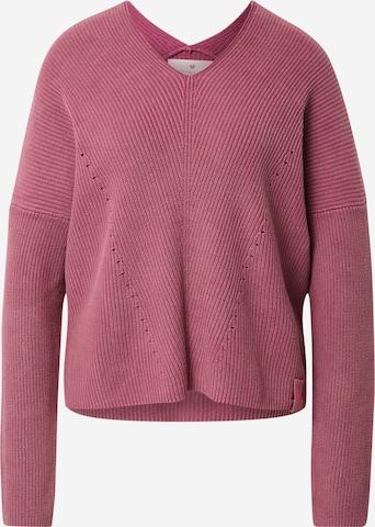 LIEBLINGSSTÜCK Sweater 'AlienaL' in Purple
