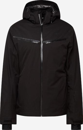 4F Športna jakna | črna barva, Prikaz izdelka