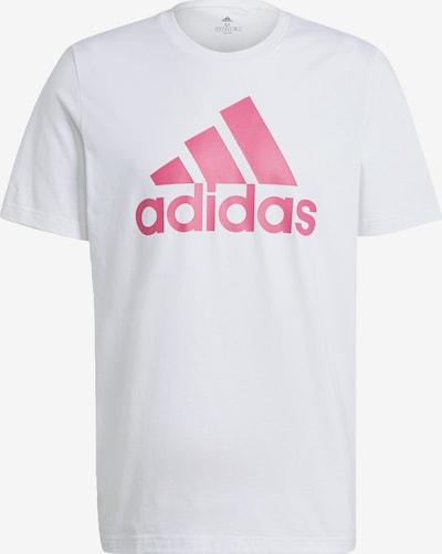 ADIDAS PERFORMANCE Funktionsshirt in pink / weiß, Produktansicht