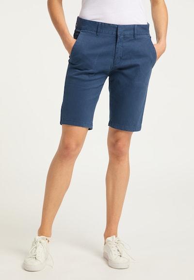 DreiMaster Vintage Shorts in navy, Modelansicht