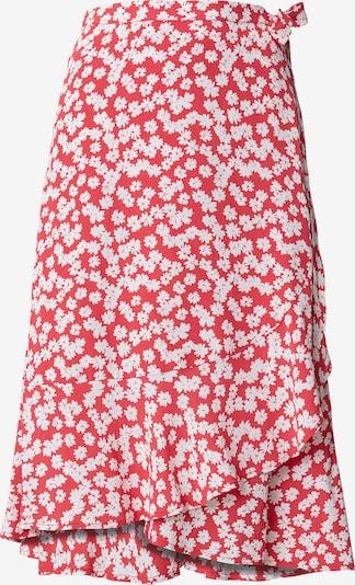 Indiska Suknja 'VILMA' u crvena / bijela, Pregled proizvoda