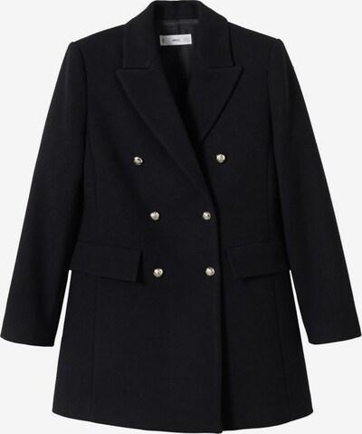 MANGO Between-Seasons Coat in Black, Item view