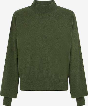Aligne Kampsun 'Eula', värv roheline