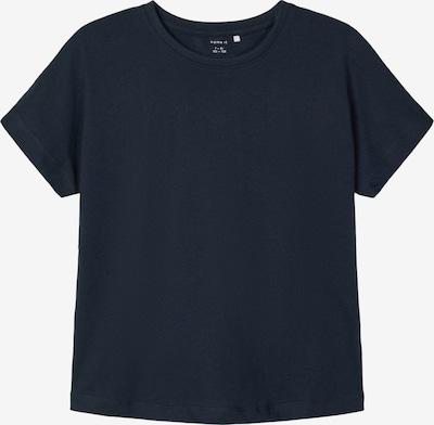 NAME IT Shirt 'TIXY' in dunkelblau, Produktansicht