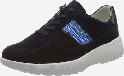 SEMLER Sneakers in blau, Produktansicht