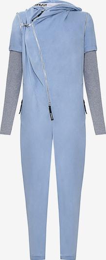 MONOSUIT Jumpsuit 'Gaga' in Smoke blue, Item view