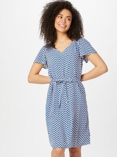 Rochie de vară Blutsgeschwister pe albastru / roșu / alb, Vizualizare model