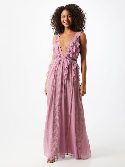 True Decadence Kleid in altrosa, Modelansicht