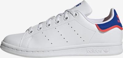ADIDAS ORIGINALS Sneaker in blau / rot / weiß, Produktansicht