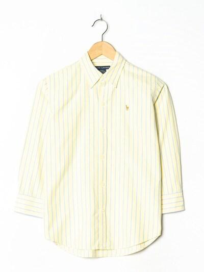 RALPH LAUREN Hemd in L in pastellgelb, Produktansicht