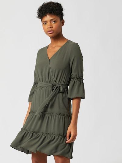 LeGer by Lena Gercke Dolga srajca 'Havin' | oliva barva, Prikaz modela