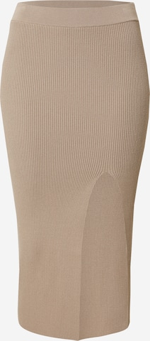 Gina Tricot Skirt 'Fiona' in Brown