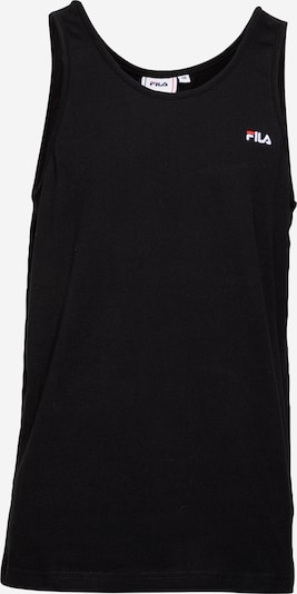 FILA Shirt 'Elden' in de kleur Rood / Zwart / Wit, Productweergave