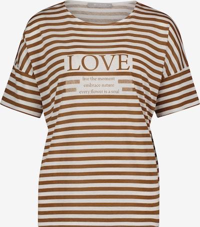 Betty & Co T-shirt en blanc, Vue avec produit
