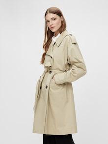 Y.A.S prechodný kabát 'Elena' in kitt