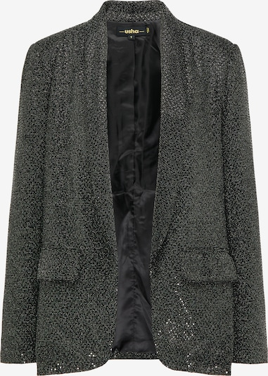 usha BLACK LABEL Blazers in de kleur Antraciet, Productweergave