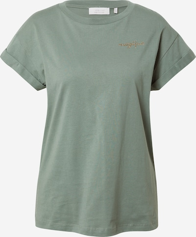 Rich & Royal T-Shirt in pastellgrün, Produktansicht