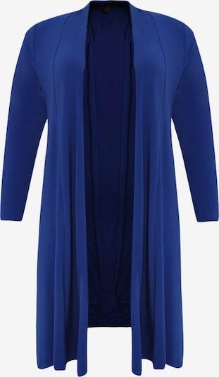 Yoek Strickjacke 'DOLCE' in royalblau, Produktansicht